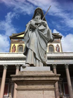 Roma, san Paolo