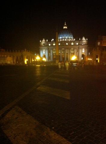 Roma, san Pietro