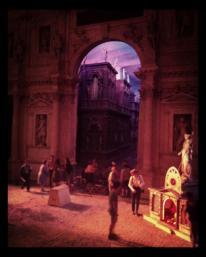 Vicenza, Teatro Olimpico, anteprima di Sokurov