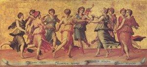 Firenze-Palazzo Pitti_Danza di Apollo con le Muse